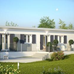 Maison  3 pièces + Terrain  355 m² Héric