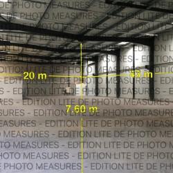 Vente Local d'activités Saint-Étienne-de-Saint-Geoirs 850 m²