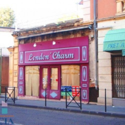Location Local commercial Alès 47,21 m²