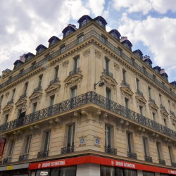 Location Bureau Paris 9ème 333 m²