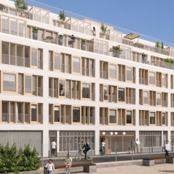 photo appartement neuf Paris 11ème