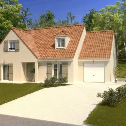 Maison  6 pièces + Terrain  1600 m² Montacher-Villegardin