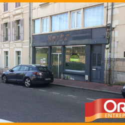 Location Local commercial Limoges 35 m²