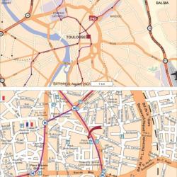 Location Bureau Toulouse 1470 m²