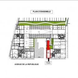 Location Local commercial Saint-Pierre-des-Corps 45 m²