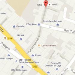Cession de bail Local commercial Saint-Germain-en-Laye 81 m²