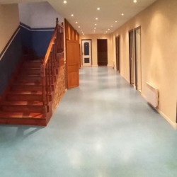 Location Bureau Aubervilliers 405 m²
