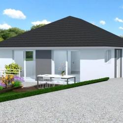 Maison  4 pièces + Terrain  1400 m² Saint-Alban-Leysse
