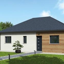 Maison  4 pièces + Terrain  503 m² Durtal