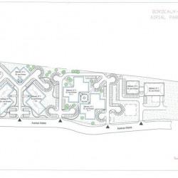 Location Bureau Mérignac 2053 m²