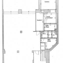 Vente Bureau Pantin 375 m²