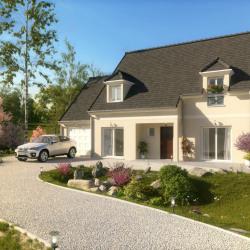 Maison  6 pièces + Terrain  458 m² Beaulieu-Lès-Loches