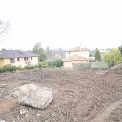 Vente Terrain Tassin-la-Demi-Lune 437 m²