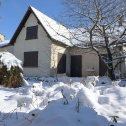Maison d'habitation Individuelle de 110m² implanté sur 635m²