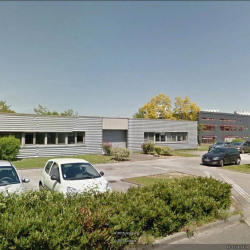 Location Bureau Le Petit-Quevilly 550 m²