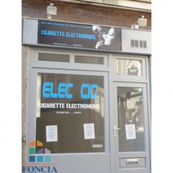 Location Local commercial Laval 12,76 m²