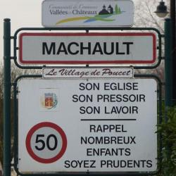 Vente Terrain Machault