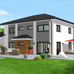 Maison  6 pièces + Terrain  1060 m² Yvoire