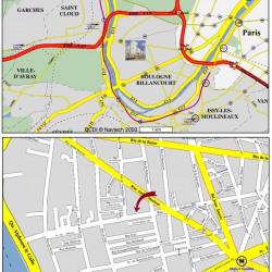Location Bureau Boulogne-Billancourt 487 m²