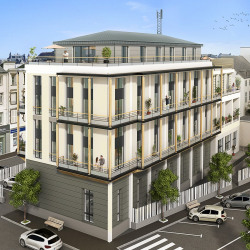 photo immobilier neuf Granville