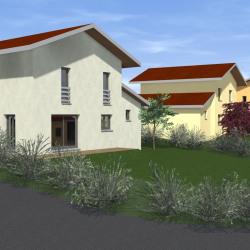 Maison  5 pièces + Terrain  634 m² Fillinges