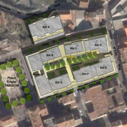 produit d'investissement Appartement 4 pièces Marseille 15ème