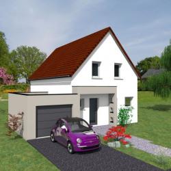 Maison  5 pièces + Terrain  479 m² Soultzmatt
