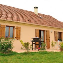 Maison  4 pièces + Terrain  560 m² Gravigny