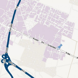 Location Terrain Saint-Priest 3548 m²
