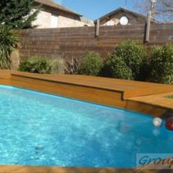 Maison T4 ppied piscine
