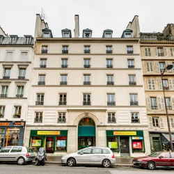 Location Bureau Paris 5ème 44 m²