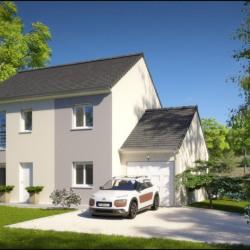 Maison  7 pièces + Terrain  400 m² Tremblay-en-France