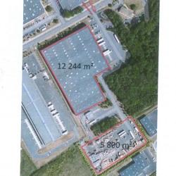 Location Entrepôt Ormes 12244 m²