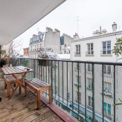 Vente Appartement Paris Lamarck - Caulaincourt - 85m²