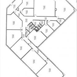 Vente Bureau Évry 491 m²