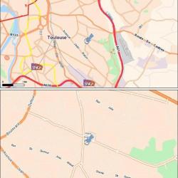 Location Bureau Toulouse 236 m²