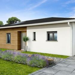 Maison  3 pièces + Terrain  496 m² Biscarrosse