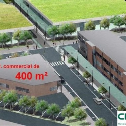 Vente Local commercial Clermont-Ferrand 400 m²