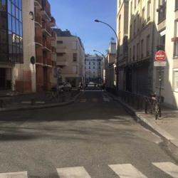 Location Local commercial Paris 20ème 41 m²