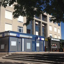Location Local commercial Dijon 141 m²