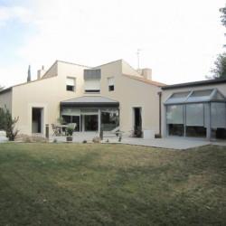 Maison d'architecte 7 pièces