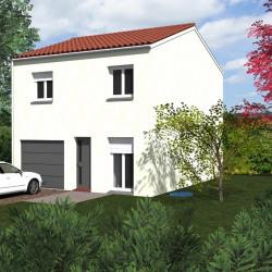 Maison  3 pièces + Terrain  230 m² Sainte-Pazanne