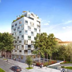 photo appartement neuf Paris 13ème