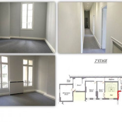 Location Bureau Paris 8ème 93 m²