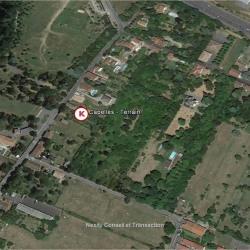 Vente Terrain Toulouse 600 m²