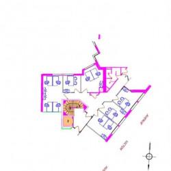Location Bureau Boulogne-Billancourt 388 m²