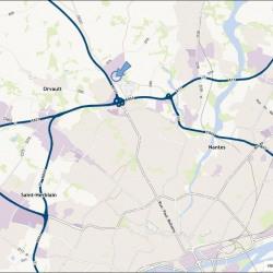 Location Local d'activités Treillières 687 m²