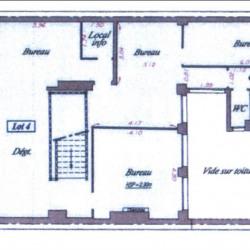 Vente Bureau Paris 4ème 353 m²