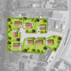 Terrain  de 462 m²  Hondschoote  (59122)