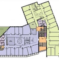 Location Bureau Lyon 7ème 2268 m²